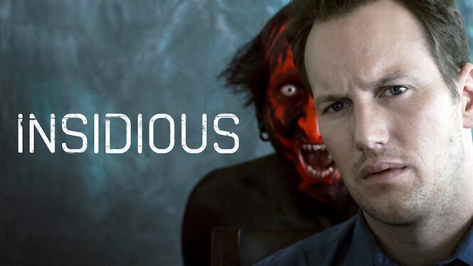 Insidious on Netflix Canada