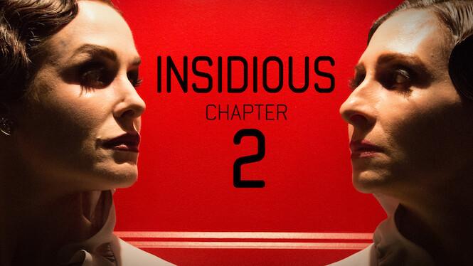 Insidious: Chapter 2 on Netflix Canada